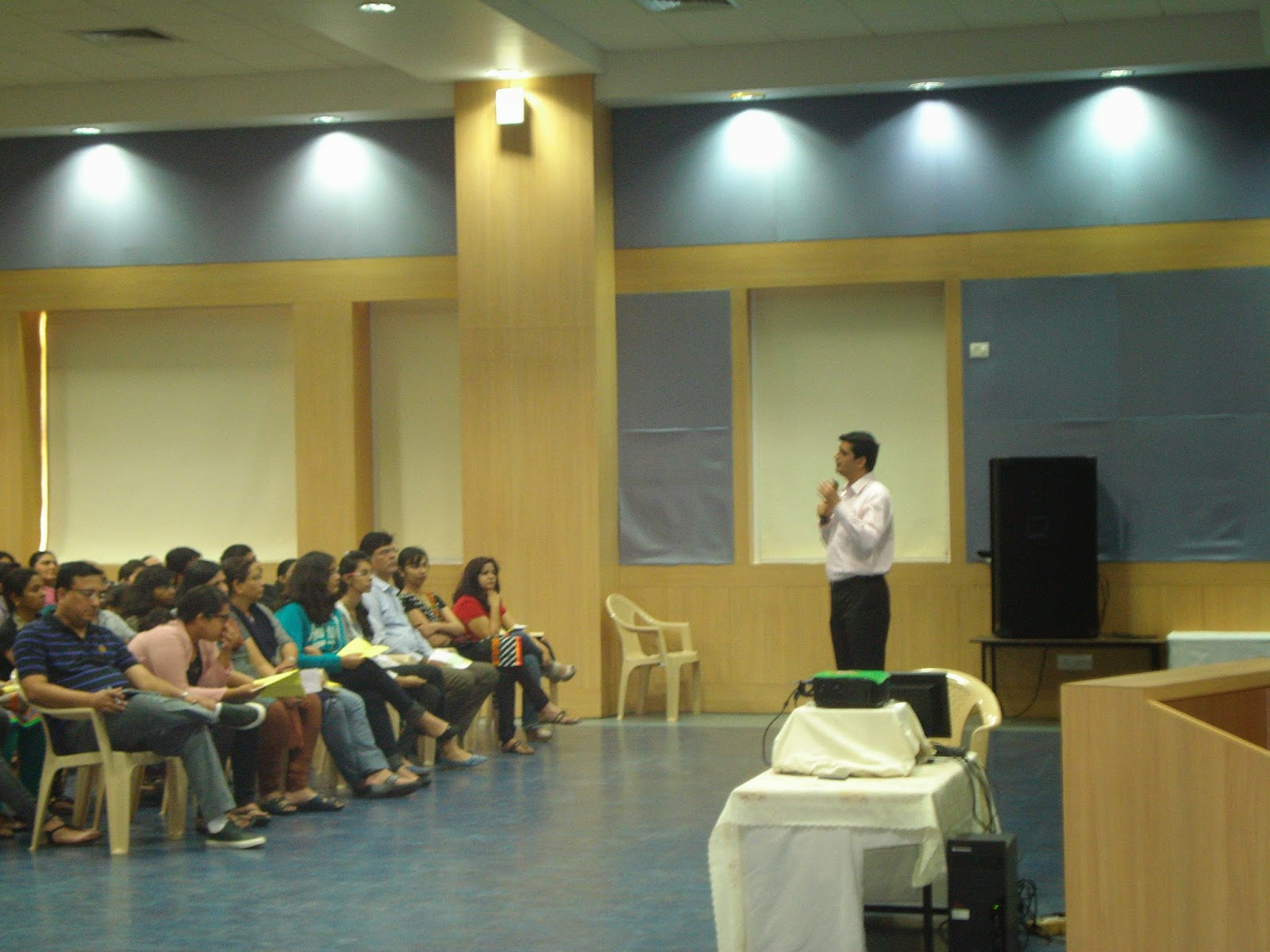 Career Counselling at Hiranandani Foundation School