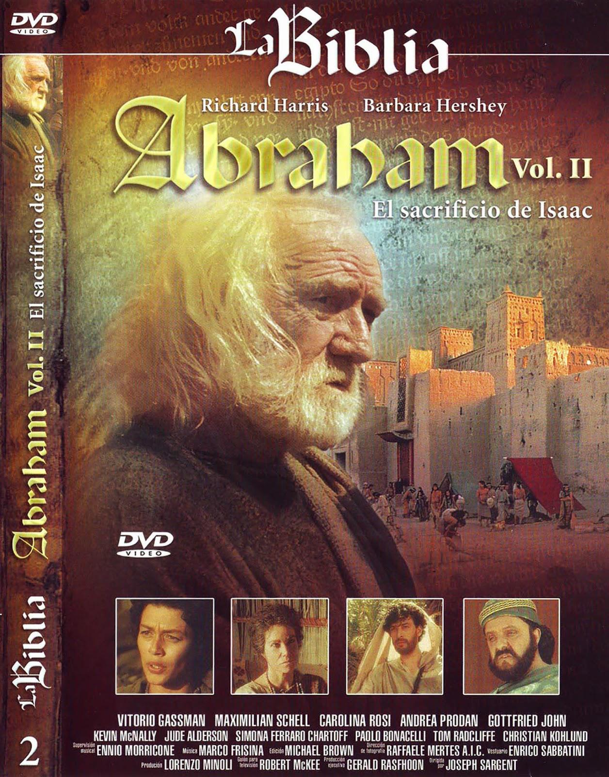 LA Biblia- Abraham el sacrificio de isaac (1994)