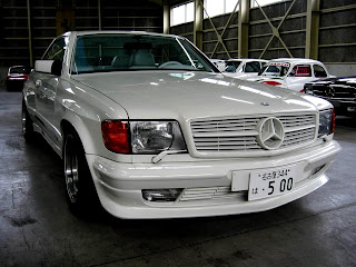 w126 japan