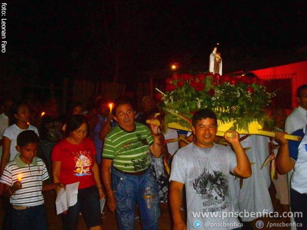 Comunidade Santa Terezinha Bairro da Piçarreira Benfica Benevides Pará