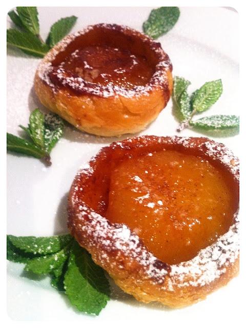 Cherie Kelly's Pear Tarte Tatin
