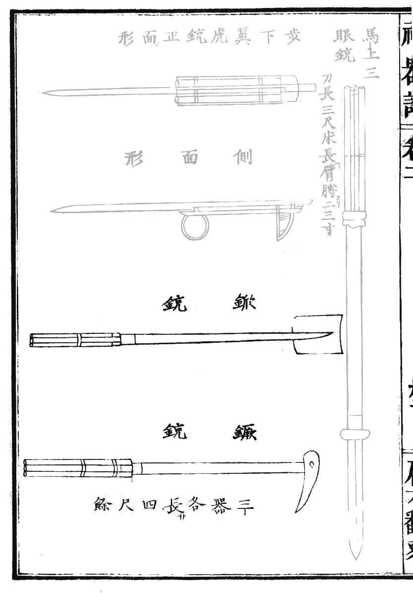 San Yan Chong (三眼銃) | Great Ming Military