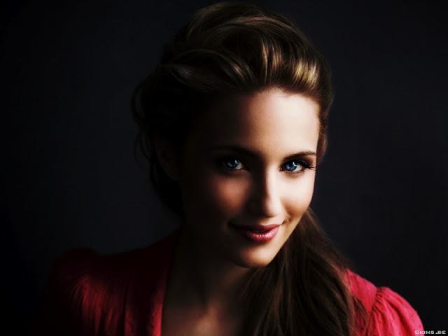 Dianna  Agron photoshoot