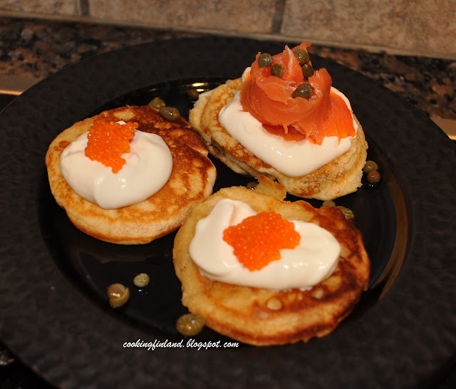 happy pancake finland Pudasjarvi