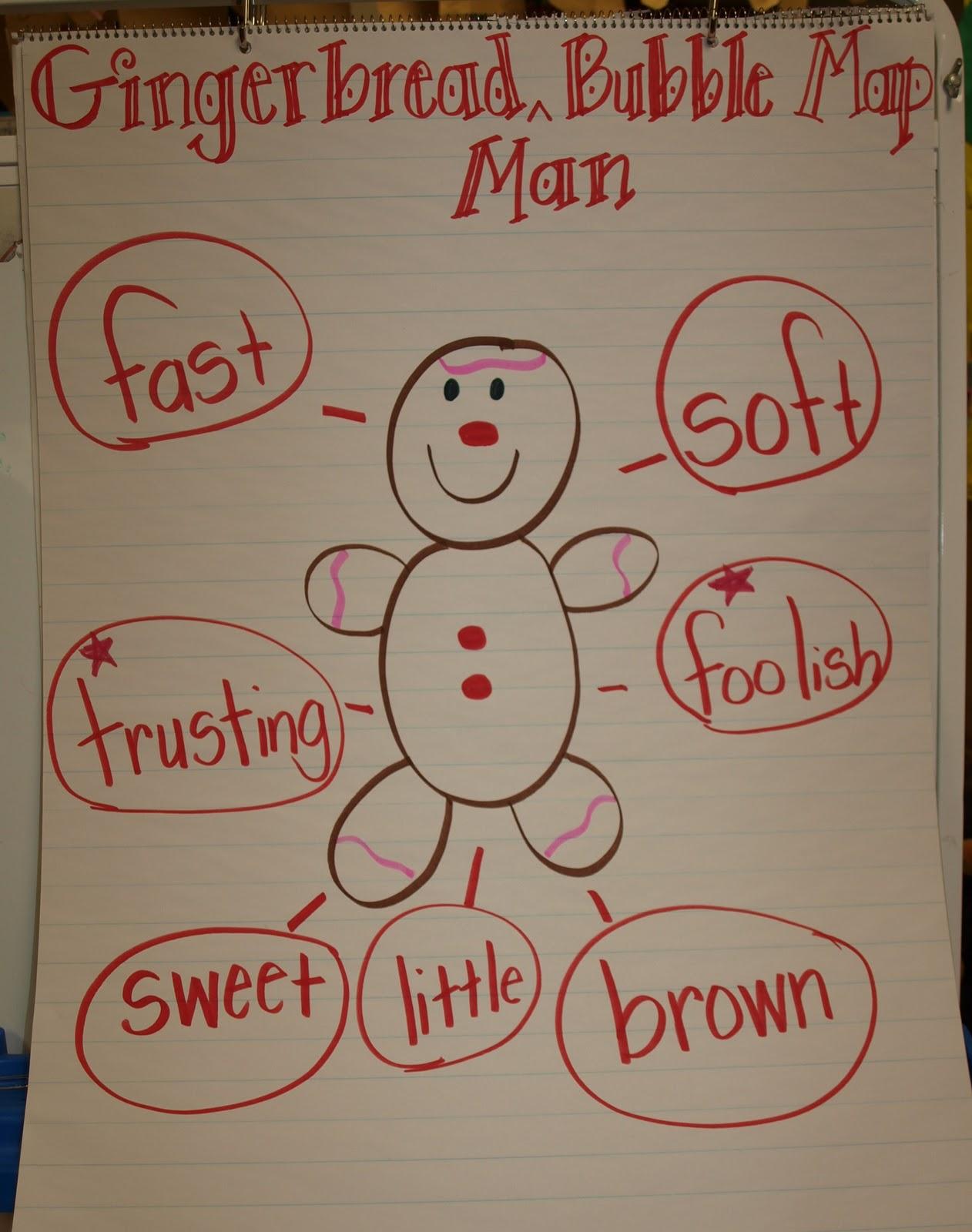 Gingerbread Fun And Freebies Mrs Jumps Class