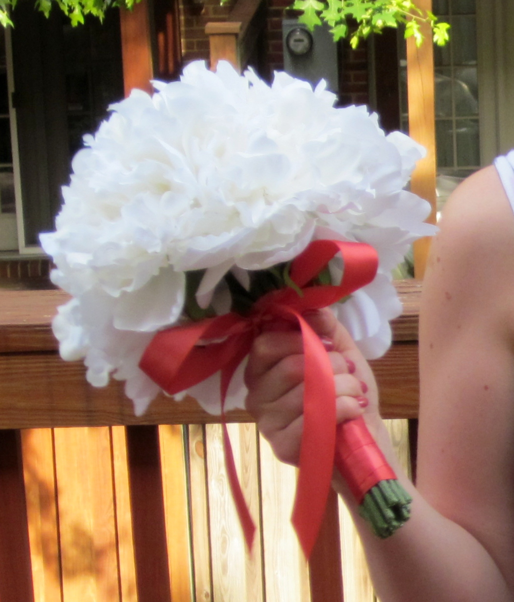 BonnieProjects: Silk Floral Bouquets, Boutonnieres, and Corsages