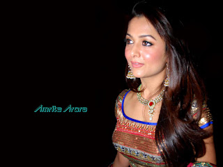 Amrita Arora Wallpaper