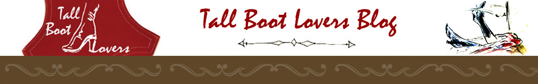 Tall Boot Lovers Blog