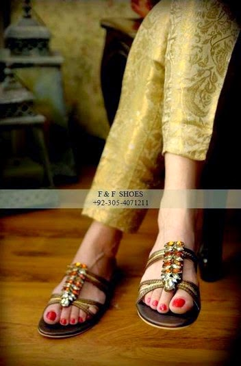 Farah and Fatima Eid Footwear Collection