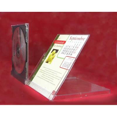 ZIRIGOZA.EU   Blog (Cuadrante de reflexión)   Bicolage  caja CD calendarioc