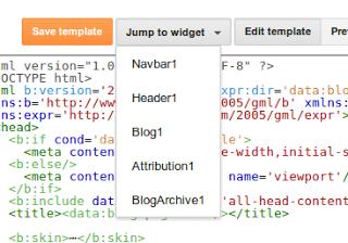 """تطوير منصة بلوجر لمحرر أكواد قوالب المدونات """"Html editor """""""