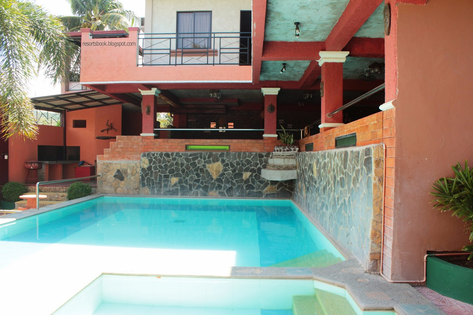 Dream mansion resort private resort in pansol best resorts for Affordable private pools in laguna