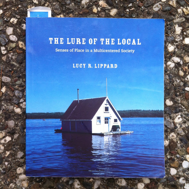Lucy Lippard the Lure of the Local