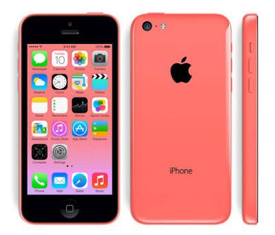 Harga iPhone 5c Terbaru dan Spesifikasi Lengkap