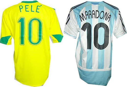 camiseta de argentina jugador n 12