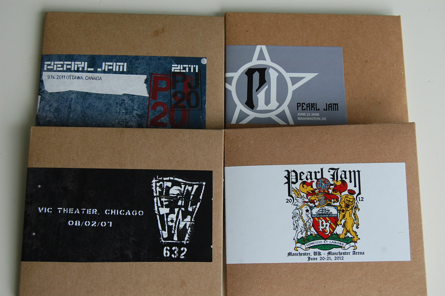 Tales of a Librarian: Why I Love Pearl Jam Bootlegs