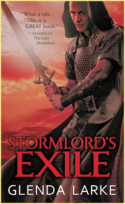 Stormlord's Exile (Watergivers: Book 3) by Glenda Larke