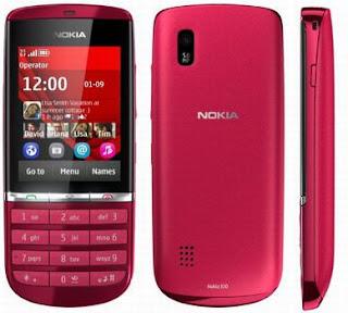 Firmware Nokia Asha 300 RM-781 v.07.57