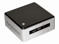 Buy Intel NUC Kit BOXNUC5i5RYH (Core i5 5250U /1.6 GHz/HD Graphics 6000) Rs. 29,500 only at Amazon.