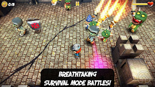 Clash of Puppets Android Game Download,Animated 3D Action