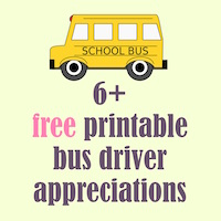 popular bus driver appreciations:
