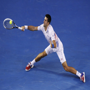Australia Open 2012 winner - Novak Djokovic