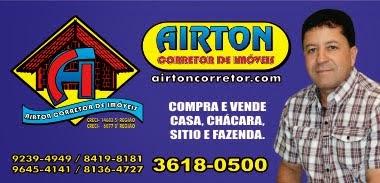 AÍRTON CORRETOR DE IMÓVEIS
