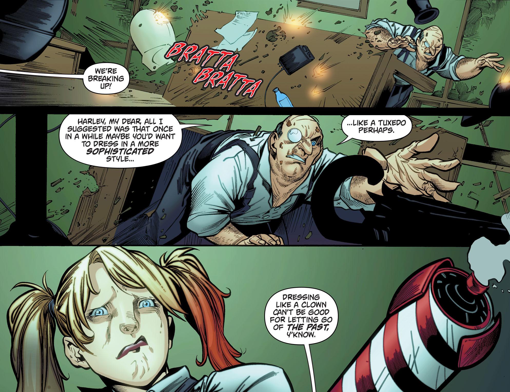 Batman: Arkham Knight [I] Issue #36 #38 - English 6