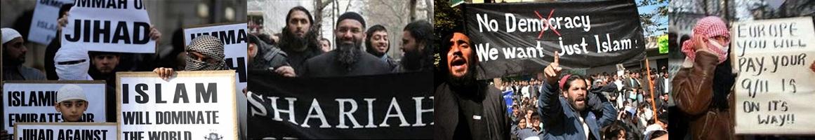"""Γιατί άραγε τόση """"βιασύνη"""" (από κάποιους) να ισλαμοποιηθεί ταχύτατα η Ευρώπη;"""