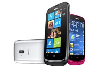Harga Nokia Lumia 610 Rp.2.250.000,