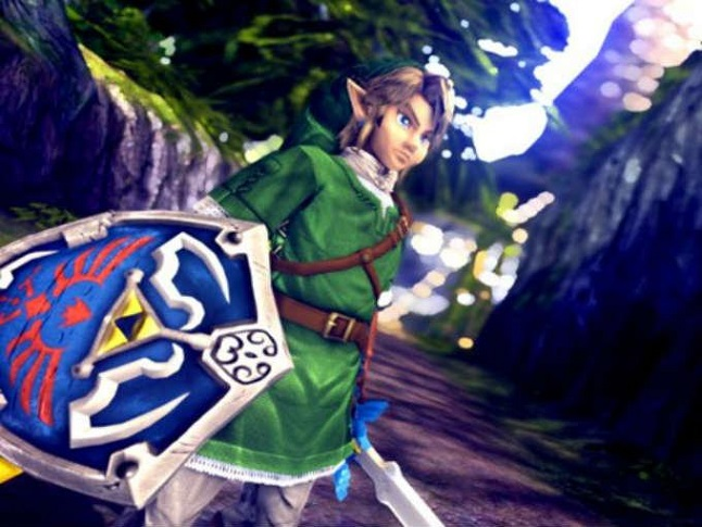 Fans crean twilight princess hd