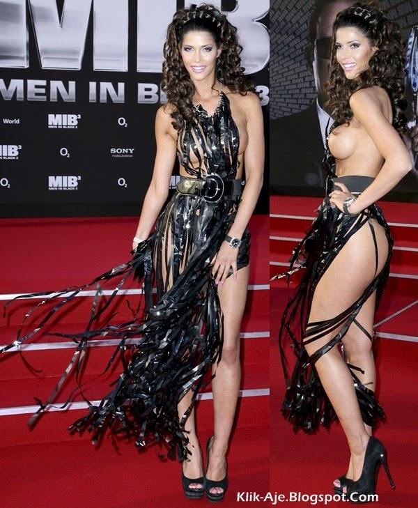 Fesyen Keterlaluan Selebriti Hollywood 12 Gambar