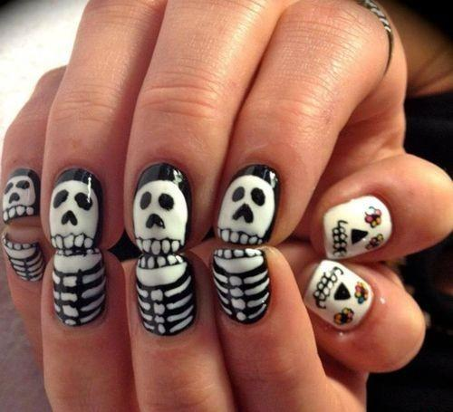 The Exciting 2015 simple nail art designs Image