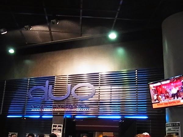 """松本佳奈さんのライブを聴きに""""渋谷duo MUSIC EXCHANGE""""へ♪"""