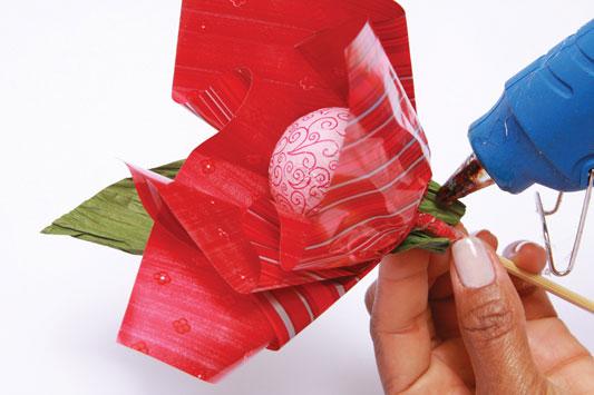 Как сделать бумагу для обертки