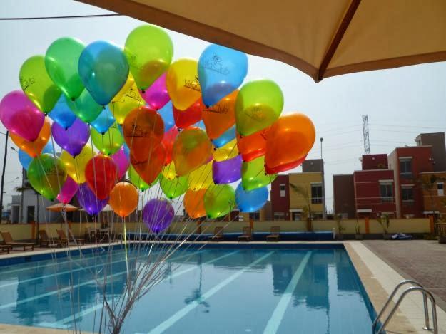 Envio de flores mexico tanques de helio inflados y - Gas helio para globos precio ...