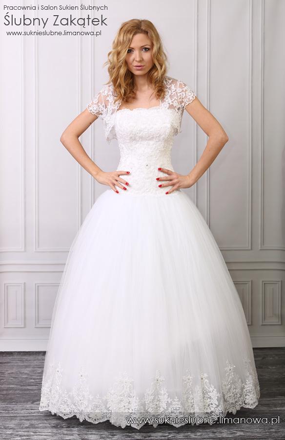 Salon suknie ślubnych Nowy Sącz Limanowa
