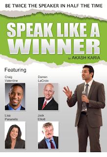 Speak like a Winner book review