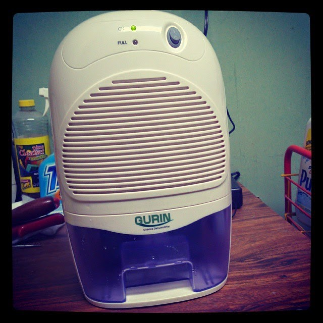 Gurin Mid-Size Electric Dehumidifier Review