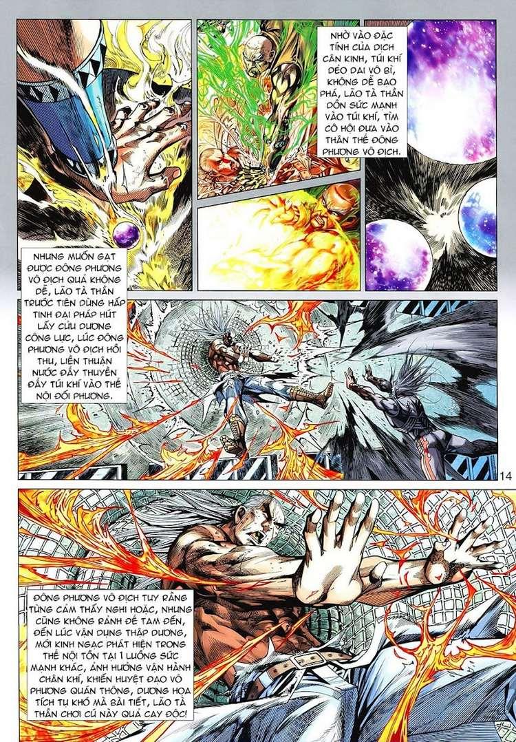 Hoả Vân Tà Thần II chap 98 - Trang 14