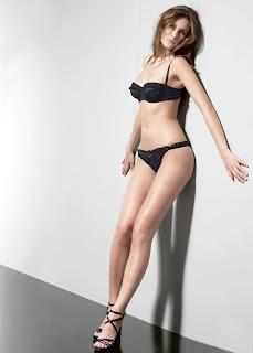 Ines Rivero Victoria's Secret Model