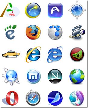 Internet clases de navegadores 3d web browser