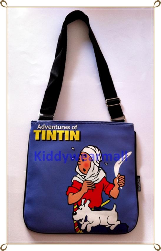 TINTIN Snowy Messenger Sling Bag