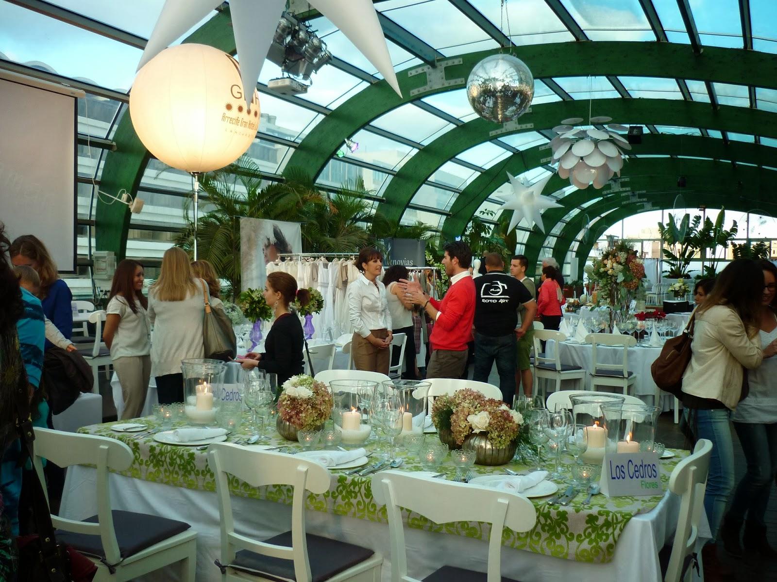 Casarse en canarias 1 feria de bodas y eventos de - Eventos gran canaria ...