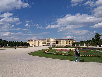Palacio de Schonbrun - Viena, Austria