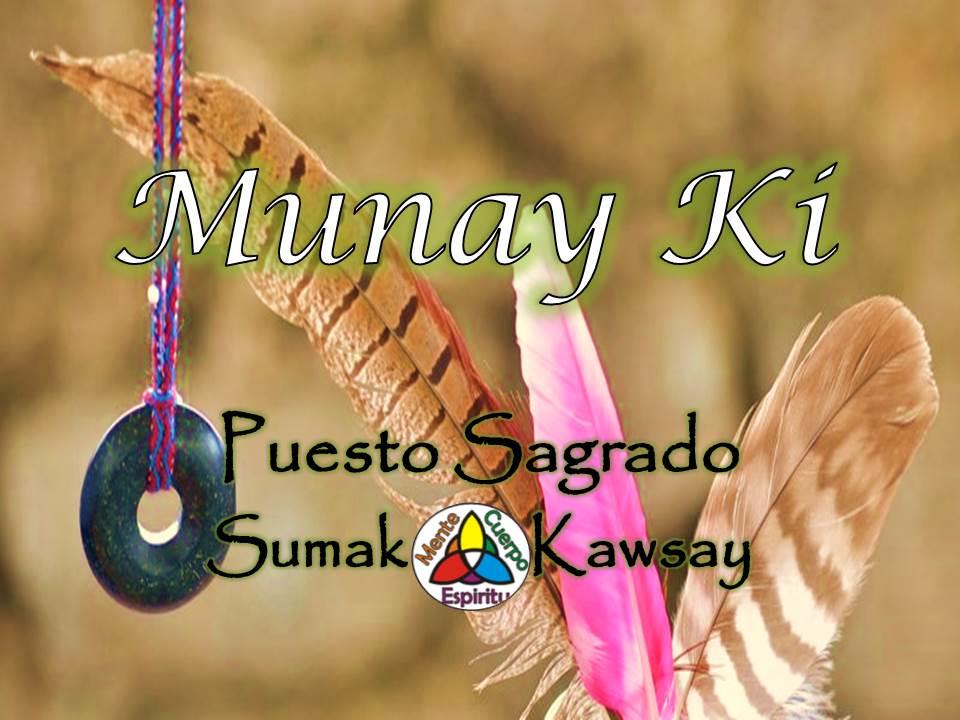 Munay Ki 2018
