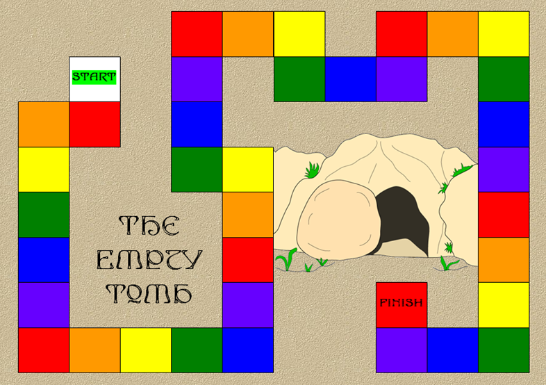 The Catholic Toolbox Lesson Plan EasterEmpty Tomb 1st