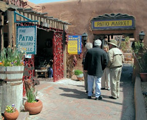 Historic Old Town Albuquerque Will Return To Business Soon.