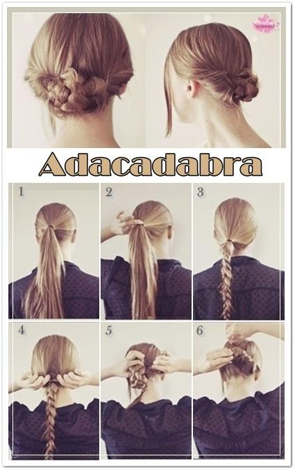 Adacadabra tutorial de peinados 3 - Tutorial de peinados ...