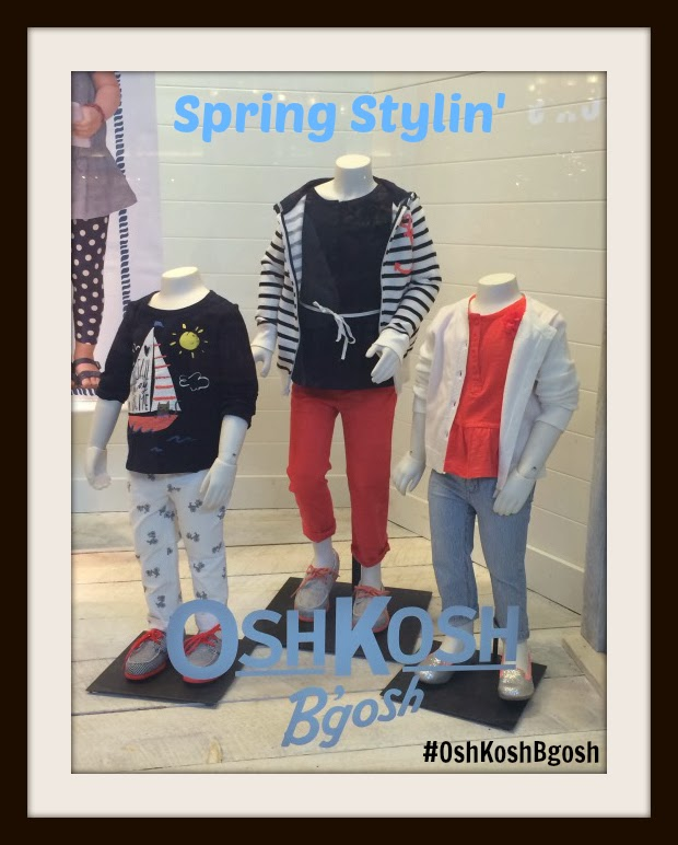 OshKosh B'gosh Spring Fashion #OshKoshBgosh #sponsored #MC